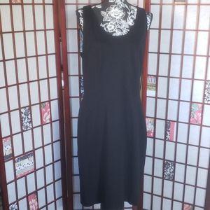 Classiques entier black sleeveless dress 16